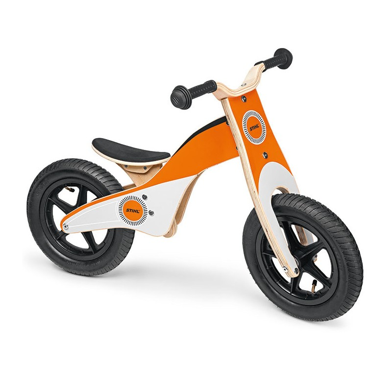 Bicicleta de aprendizaje madera 3 a 6 años