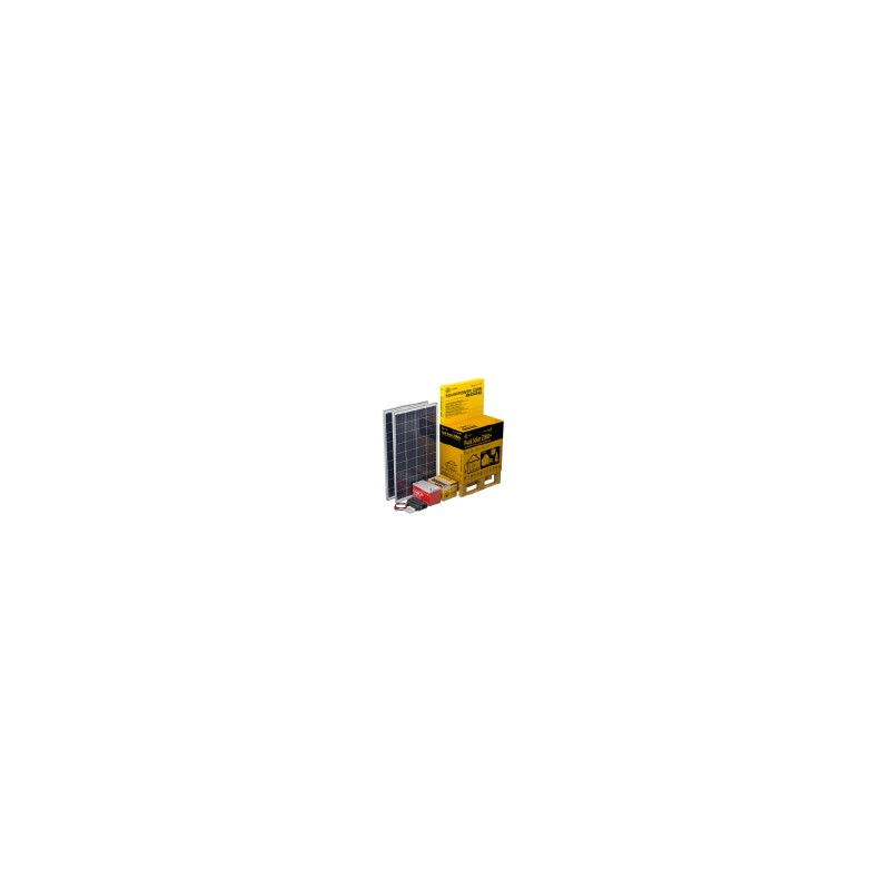 KIT PLACAS SOLARES PACK ZERO+™ M Series XUNZEL